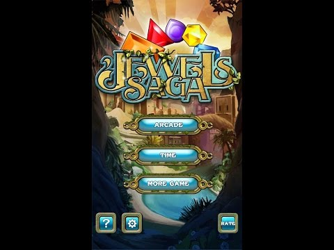 Jewels Saga Как набрать миллион!!!   1 million  point Jewels Saga