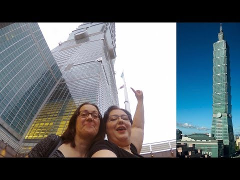 Visiting Taipei 101 Taiwan LGBTQ Travel Vlog - 동영상