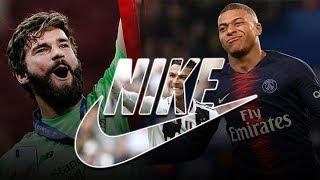 Siêu đội hình đang đầu quân cho Nike