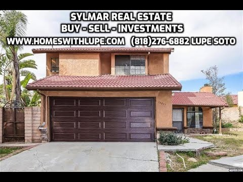 SYLMAR home for sale 5 brs 2-story (818)276-6882