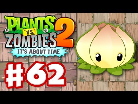 Plants vs. Zombies 2: It's About Time - Gameplay Walkthrough Part 62 - Power Lily (iOS)