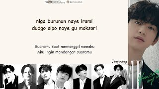 GOT7 - You Calling My Name [EasyLyrics/IndoSub] by GOMAWO