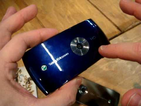 Sony Ericsson Vivaz & Vivaz Pro CellulareMagazine.it Eng