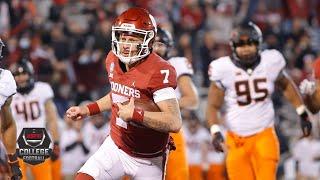 Oklahoma State Cowboys Vs. Oklahoma Sooners | Bedlam | 2020 College Football Highlights
