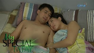 My Special Tatay: Boyet at Aubrey, may round two! | Episode 132