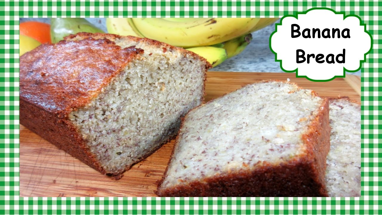 how to make super moist banana bread easy homemade banana bread how to make super moist banana bread easy homemade banana bread recipe forumfinder Choice Image