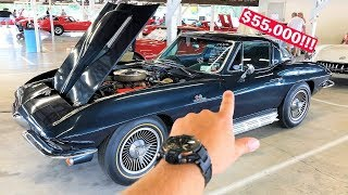 MAKING A $55,000 CASH OFFER ON MY ULTIMATE DREAM CAR!!! (Trading My Supercar For a Classic!)