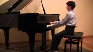 James Wilson (Wyoming) playing Chopin