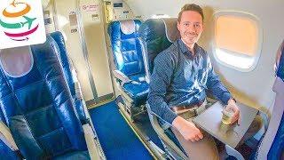 Brussels Airlines (BMI Regional) Economy Tripreport  | GlobalTraveler.TV