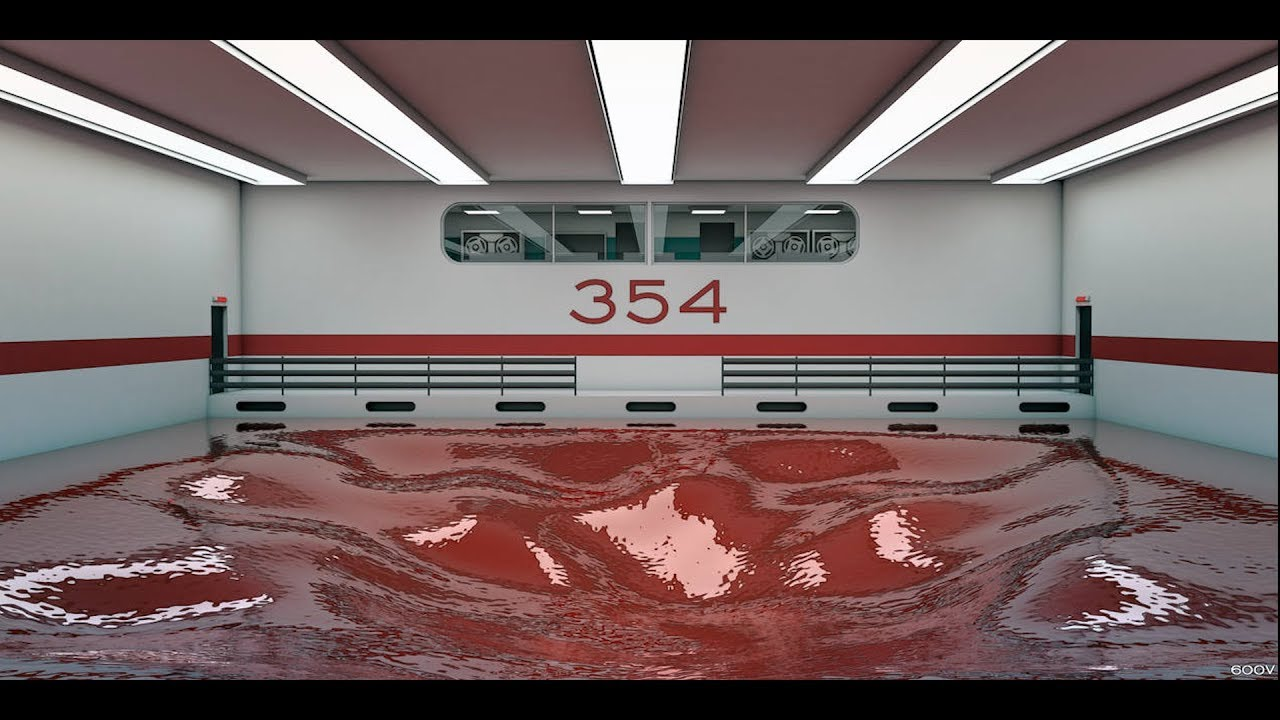 Download Exploring the SCP Foundation: SCP-354 - The Red Pool