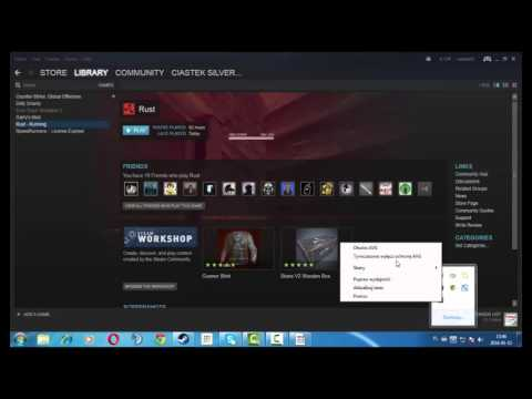 How to fix EasyAntiCheat Bug Report Rust - YouTube
