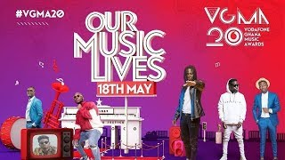 VODAFONE GHANA MUSIC AWARDS NIGHT | #VGMA20