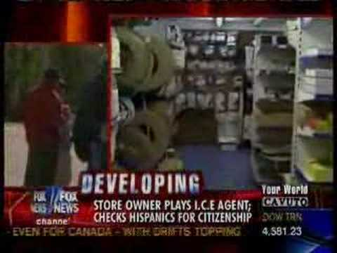 Store Owner Checks Hispanics Asks For Proof Of Citizenship! [Is This A Hate Crime? You Be The Judge]