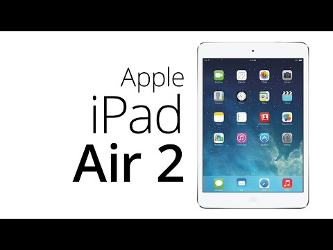 Apple iPad Air 2 (recenze)