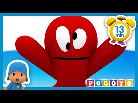💃 POCOYO In ENGLISH - FRED SAYS [ 13 Minutes ] | PHYSICAL EDUCATION GAMES For Kids