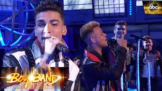 Undivided Performance – I Don't Want To Miss A Thing | Boy Band