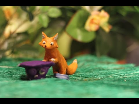 мультфильм про лисичку и зайчика