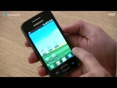 Samsung Galaxy Ace teszt - GSM online™
