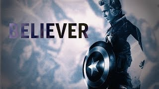 captain america || believer