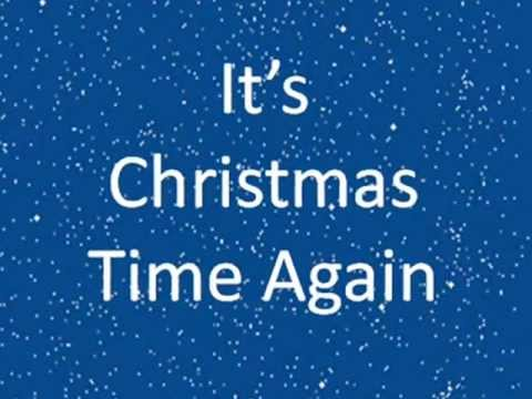 Backstreet Boys-It's Christmas Time Again Lyrics - YouTube