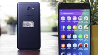 Samsung Galaxy C9 Pro Огляд вбивці J A серії Samsung