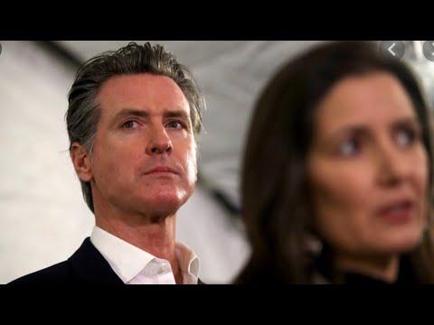 Will Gov Newsom Name Oakland Mayor Schaaf Or Former SF Mayor Brown For Kamala Harris Senate Seat?