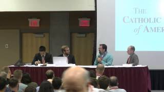 Mars One/MIT Debate - 18th Annual International Mars Society Convention