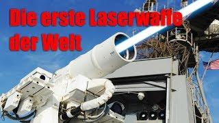 Die erste Laserwaffe der Welt - Clixoom Science & Fiction