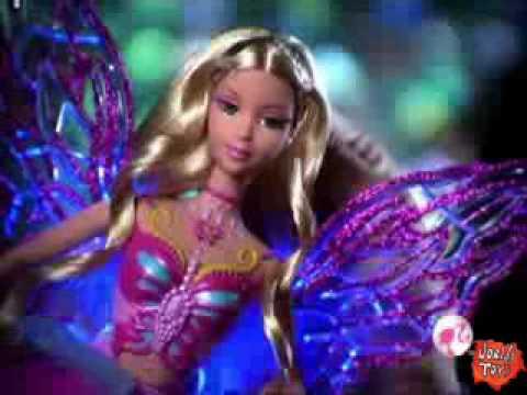 2007 de barbie fairytopia magic of the rainbow elina rainbow lights lichterglanz fee youtube