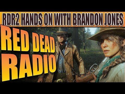 Hands On Red Dead 2 with Brandon Jones  Red Dead Radio Ep. 21