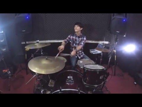 HIVI - Siapkah Kau Tuk Jatuh Cinta Lagi (Drum Cover by Rifa Rahman)