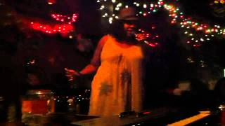 Alyson Williams at Arturs Tavern NYC July 2011 Part 2.MOV