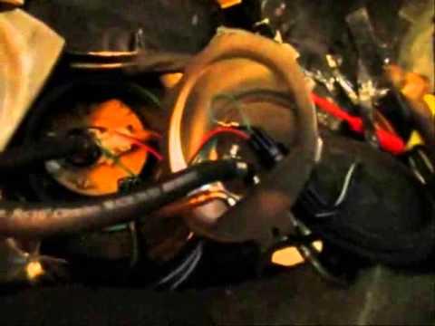 1997 mercury cougar fuel pump replacement
