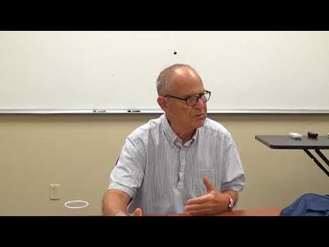 Dr. Ethan Fishman Reinhold Niebuhr  Part I