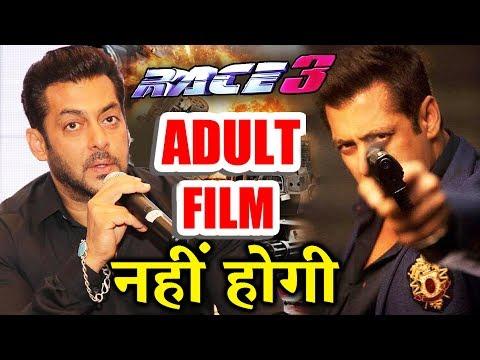 Salman ने दिया FANS को झटका, Race 3 में No Adult Scenes