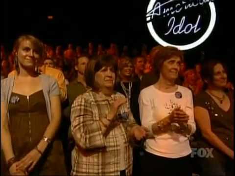 Siobhan Magnus Eliminated! SADDEST SHOCKER! American Idol 2010 4/28/10