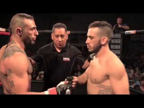 ETERNAL MMA 16 - ASHKAN MOKHTARIAN VS SHANNON ROSS - AUSTRALIAN BANTAMWEIGHT TITLE FIGHT