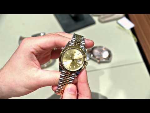 Rolex Oyster Perpetual Datejust 41 Watch Hands On | aBlogtoWatch