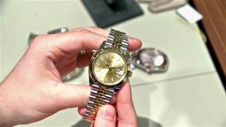 Rolex Oyster Perpetual Datejust 41 Watch Hands On   aBlogtoWatch