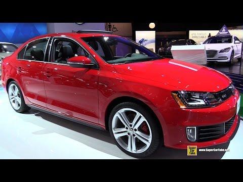 2015 Volkswagen Jetta GLI - Exterior and Interior Walkaround - 2015 Montreal Auto Show