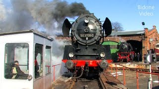 Eisenbahn-Fest Staßfurt - 2013 - Steam Train - Dampflok