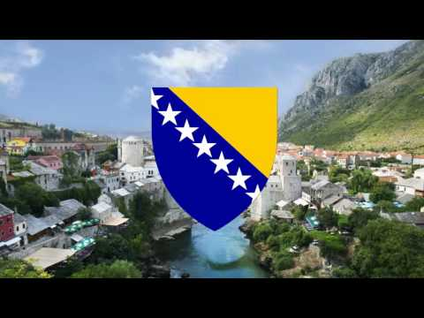 National anthem of Bosnia & Herzegovina - INSTRUMENTAL
