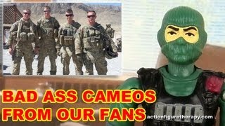 Army Ranger's Awesome Military Fan Photos