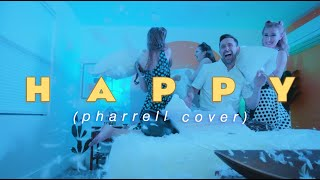 JUST TOMMY - Happy (Pharrell Cover) [Music Video]