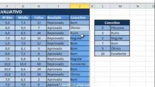 Curso Excel 2010 / Aula 14 - Função PR...