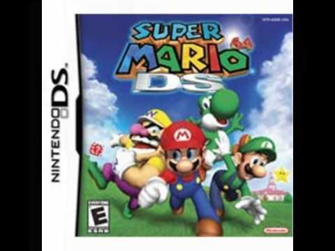 Super Mario 64 DS Wing Cap / New Super Mario Bros DS Starman Music