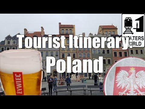 Visit Poland - A Short Polish Itinerary