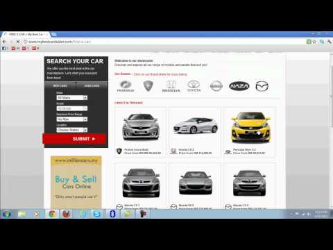 Monthly Installment Calculator - Car Loan in Malaysia