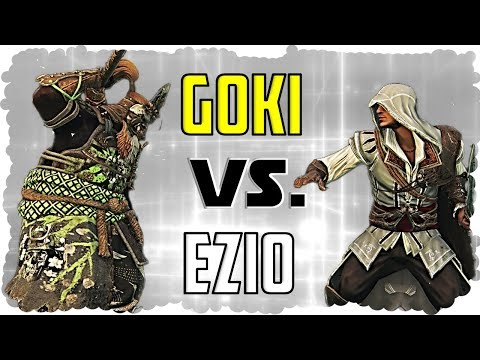 SHUGOKI OP CONFIRMED!! - Weekly ARCADE Quest: For Honor x Assassin's Creed thumbnail