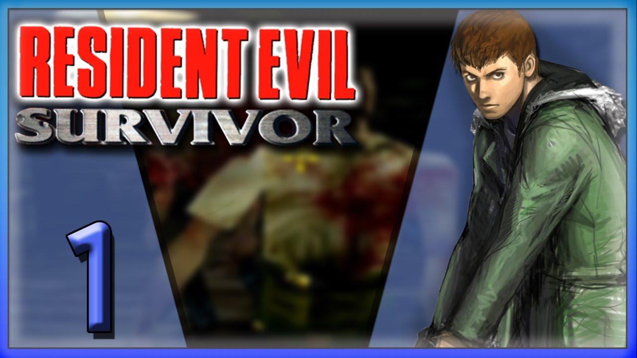 SEM MEMÓRIA | Resident Evil Survivor (Normal) Parte 1